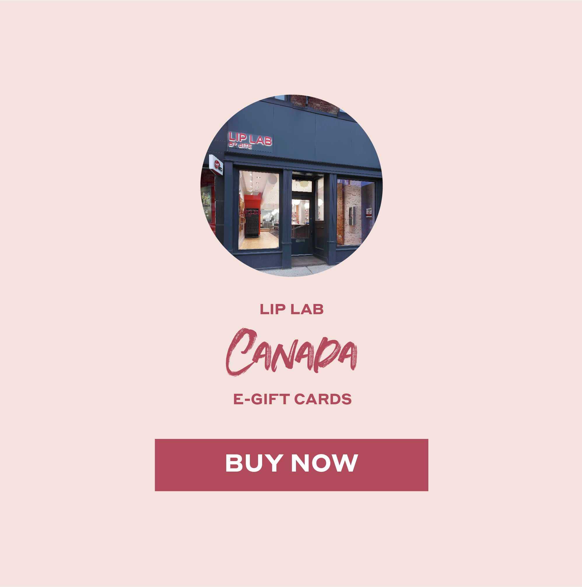 Lip Lab Canada Gift Cards