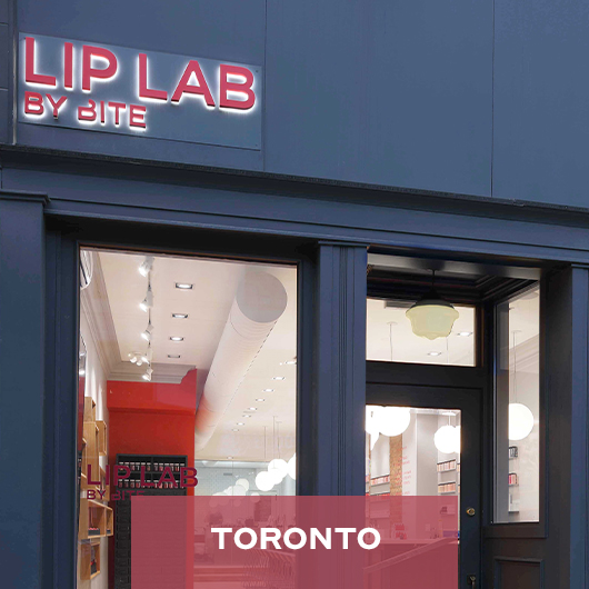 Bite Beauty Toronto Lip Lab